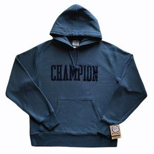 Champion Pullover Hoodie Men's Slate Blue XXXL NEW